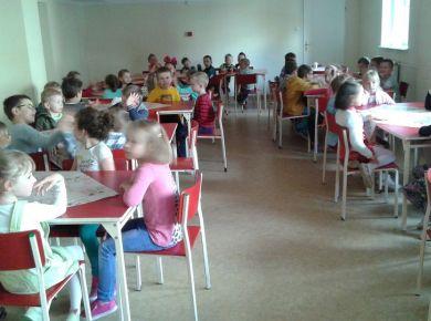 Wizyta w Szkole Podstawowej nr 1 - niedługo pierwszy dzwonek