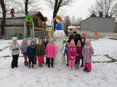 Ferie? Musi być śnieg, i wspaniała zabawa! :)